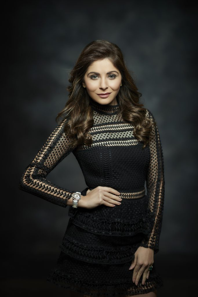 Kanika Kapoor on the front row of the Paris Fashion Week ...