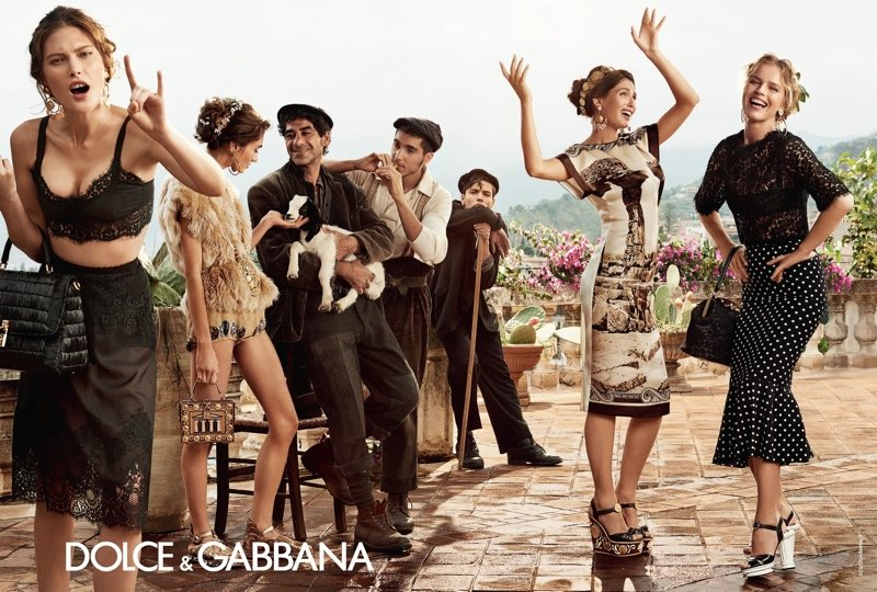 Dolce & Gabbana Top Most Expensive Clothing Brands