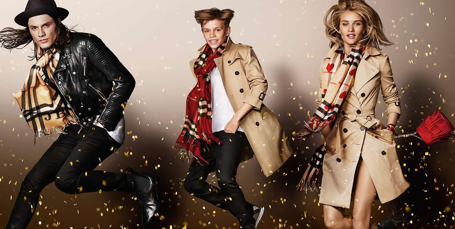 Burberry Top Most Expensive Clothing Brands