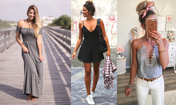 c825806bcde Cute Outfit Ideas To Try Out this Summer - Daily Hawker