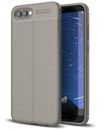 Golden Sand Premium Leather Texture CoverHonor View 10