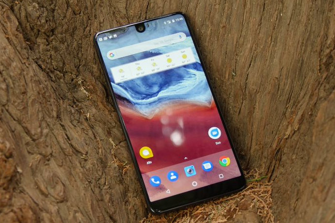 "Next Essential Phone Expected to be ""game-changing,"" suggests Andy Rubin"