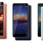 Nokia 2.1, Nokia 3.1 and Nokia 5.1 Indian prices confirmed