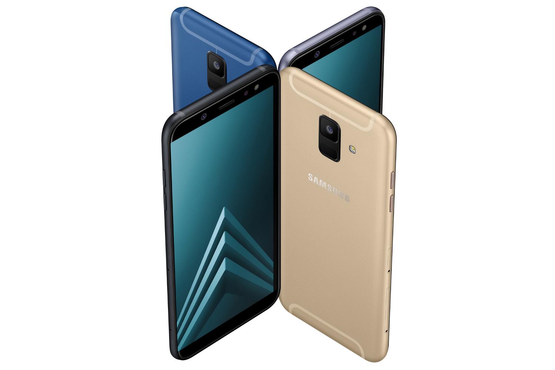 Samsung Galaxy A6 and Galaxy A6+