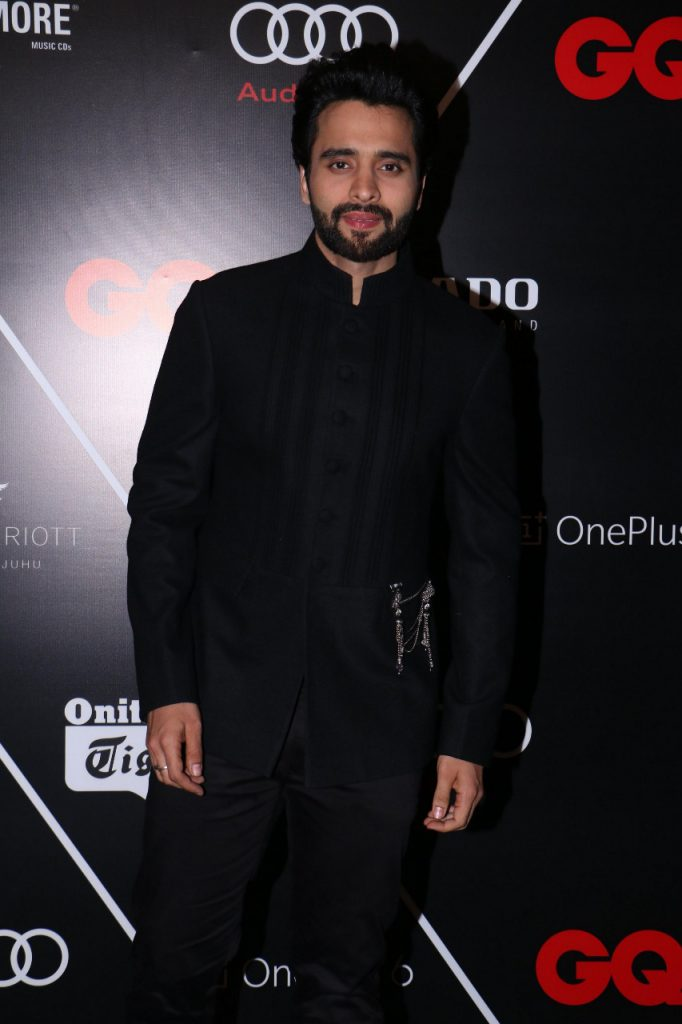 Jackky at GQ best dressed party
