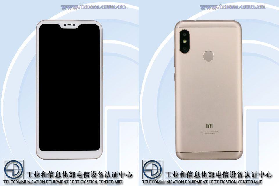 Xiaomi-M1805D1SE-Redmi-6-front