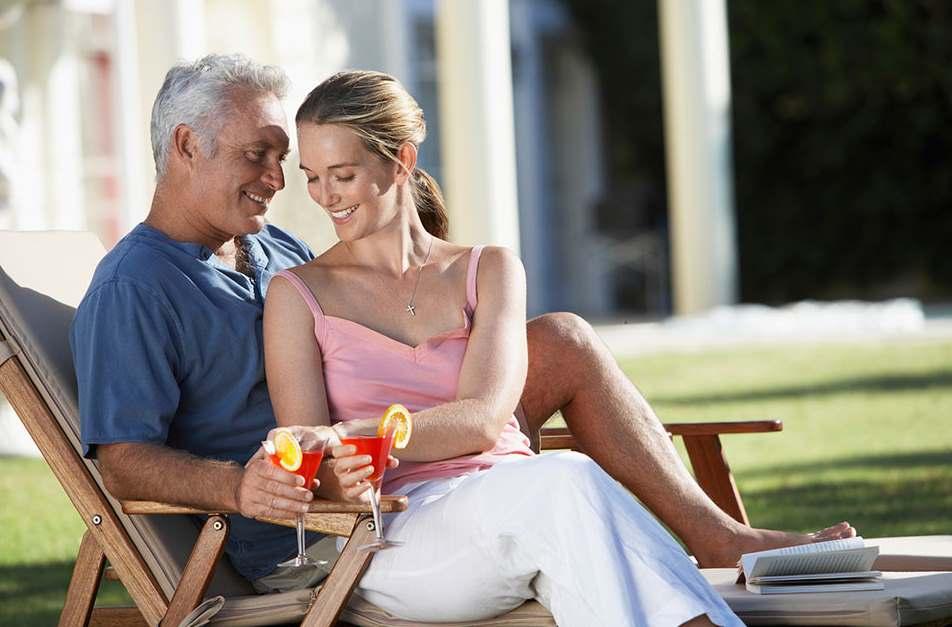 Age-Gap Couple