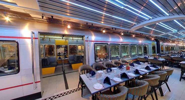 Train restaurant in bangalore dating