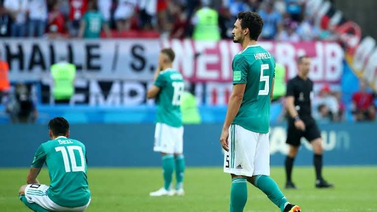 The curse of the World Cup