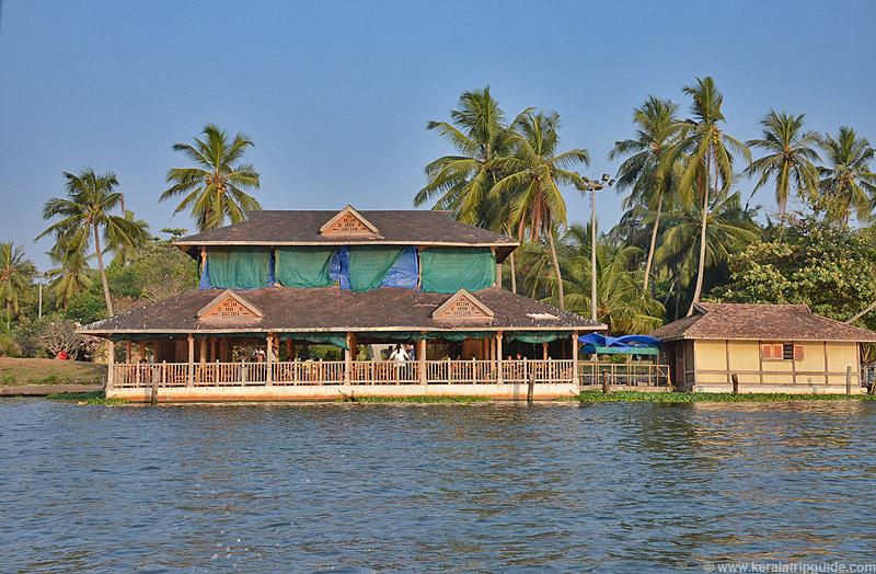 Veli Lake Floating Restaurant
