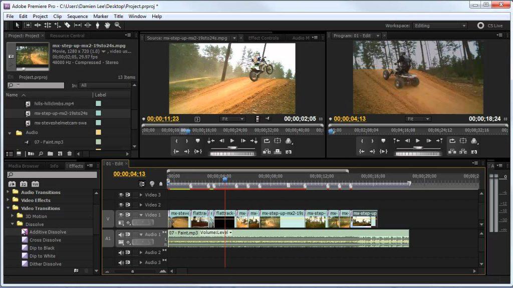 Adobe Photo Editor