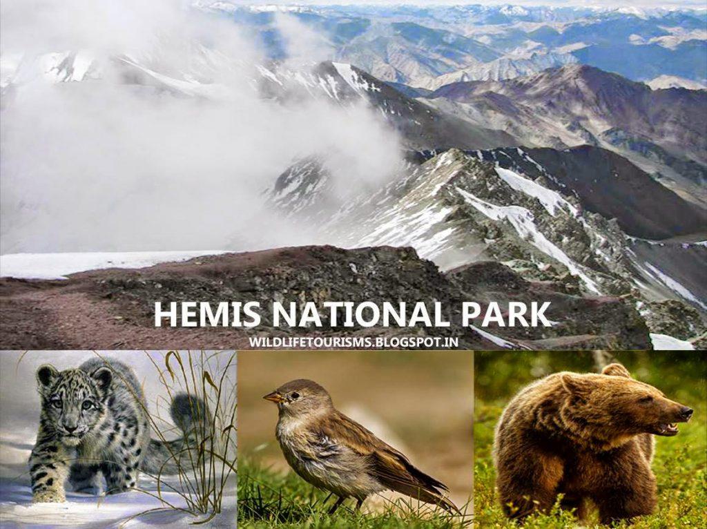 Hemis National Park