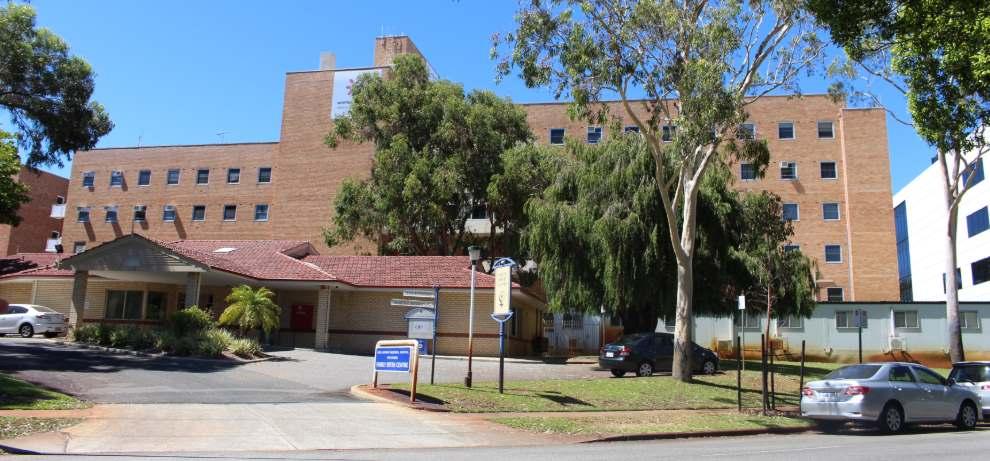 King Edward Memorial Hospital