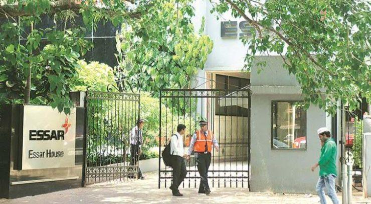 Ravi Ruia Residence