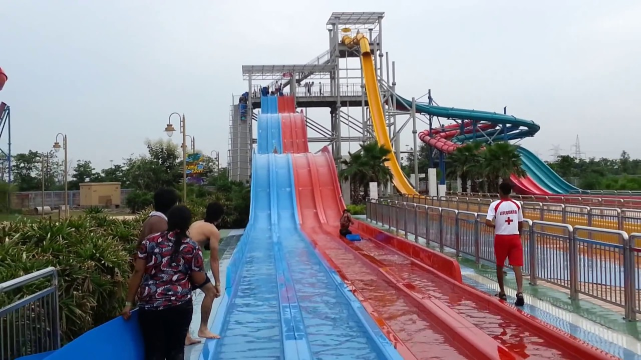 Wonder Theme Water Park, Noida