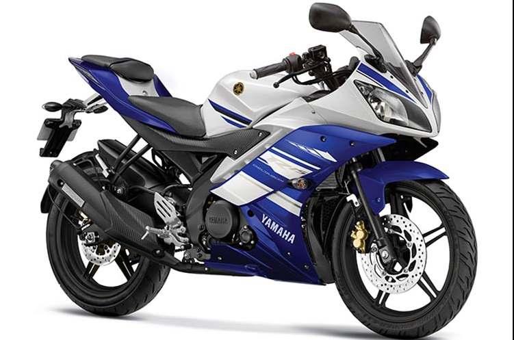 Yamaha YZF-R15 V2.0 and R15-S