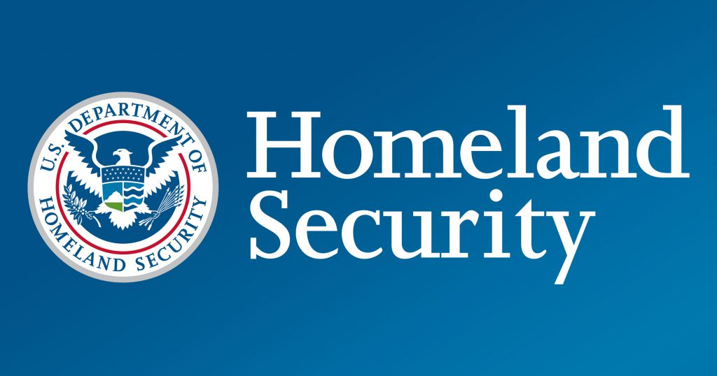 The Department of Homeland Security was made