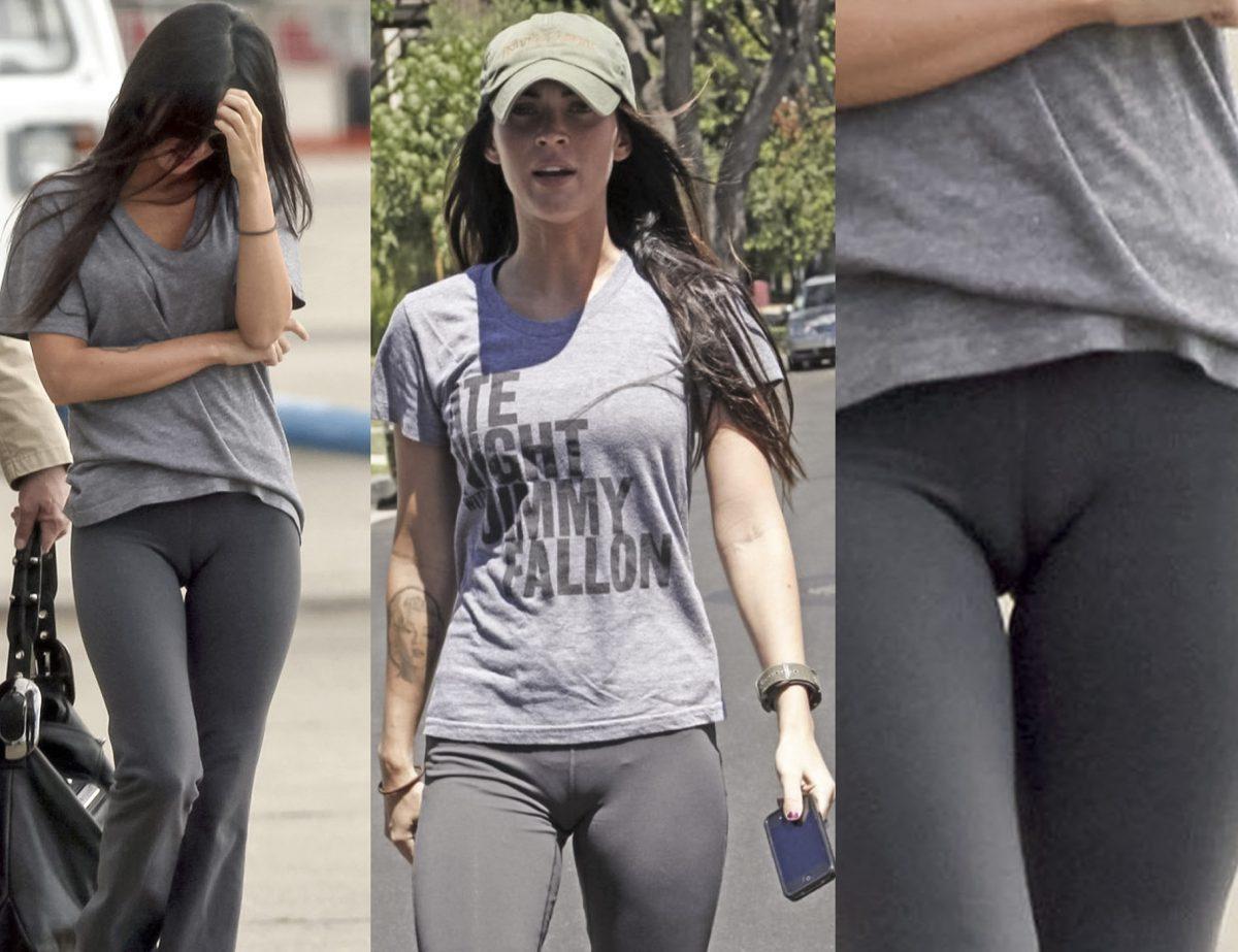 Yoga Pants Cameltoe Pics. Yoga pants and camel toe - 18