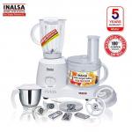 Best Food Processor in India (2019) - INALSA FIESTA 650 WATT FOOD PROCESSOR