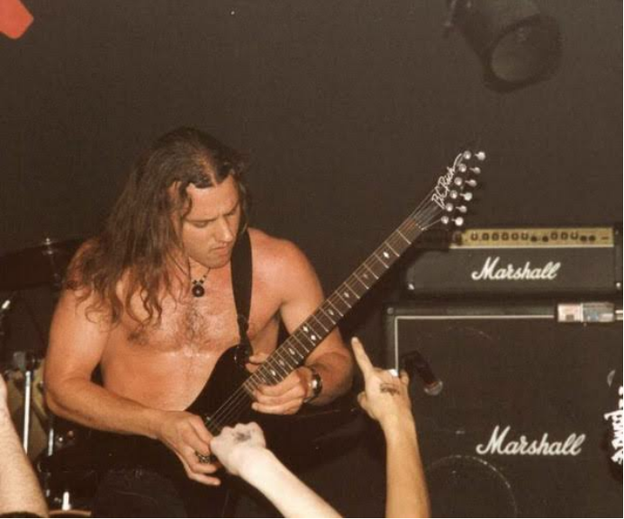 Chuck Schuldiner - As the music of his band Death blared across the  world over Marshall stacks, the subgenre of Death Metal was born.