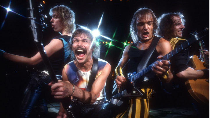 Scorpions - For over 50 years, the sound of these Teutonic titans has emanated from Marshall stacks and 'rocked us like a hurricane.'