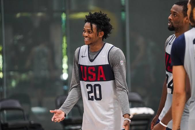 De'Aaron Fox drops out of Team USA
