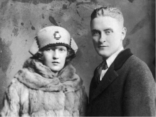 Zelda Fitzgerald marriage to F. Scott Fitzgerald