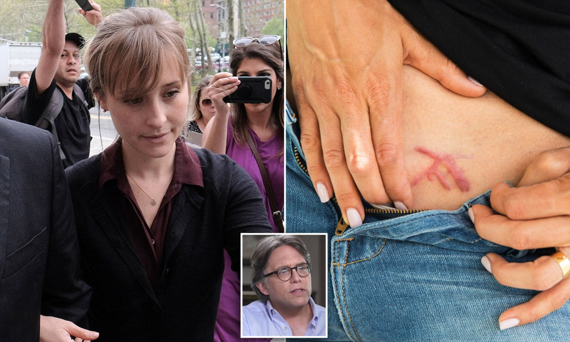 Allison Christin Mack allison mack: shady actress and sex cult leader - daily hawker