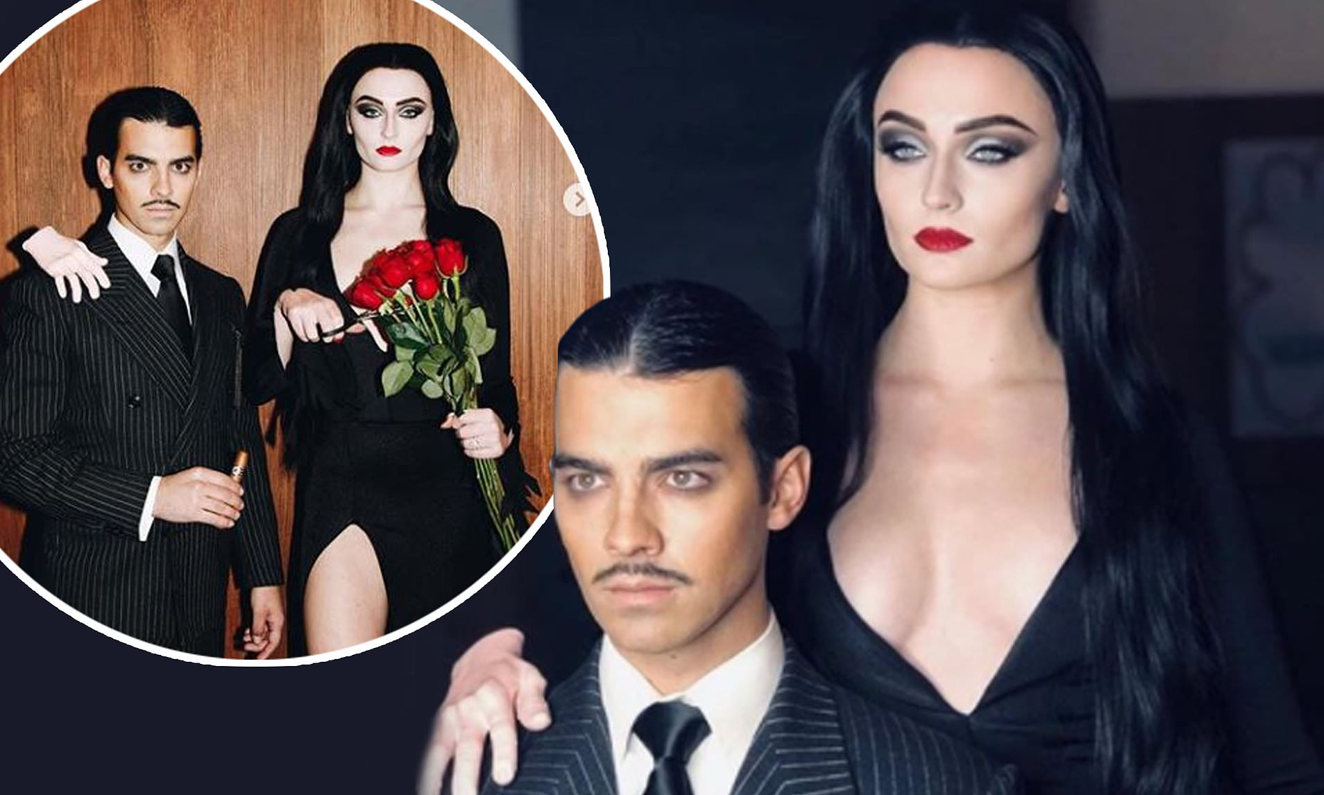 Addams Family Costume Ideas Celeb Edition Too Daily Hawker