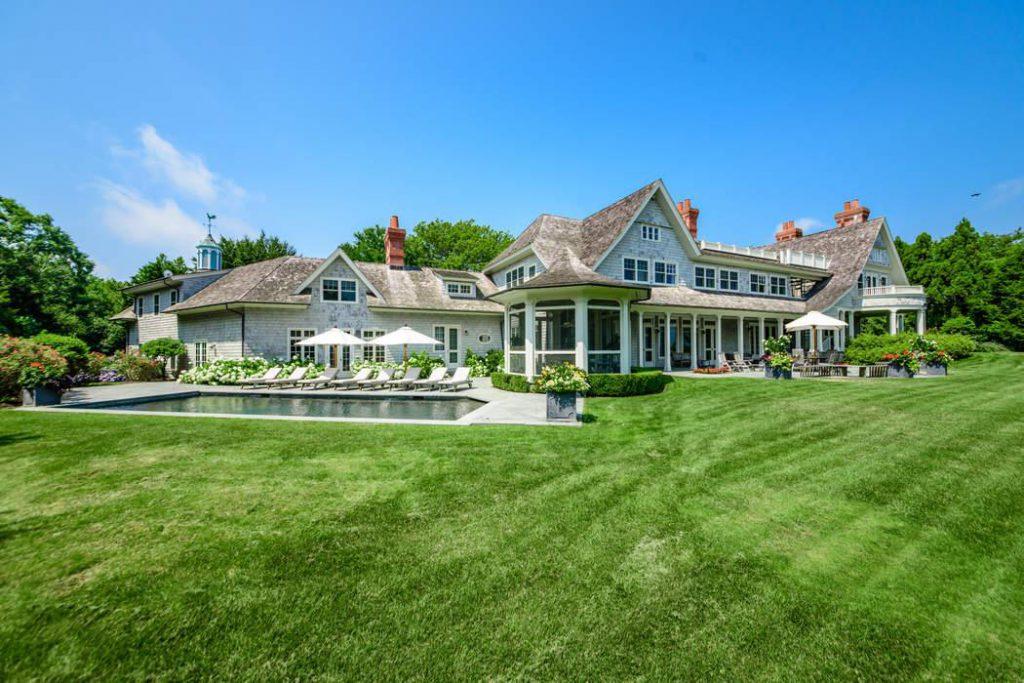 Harvey Weinstein Mansion and Properties