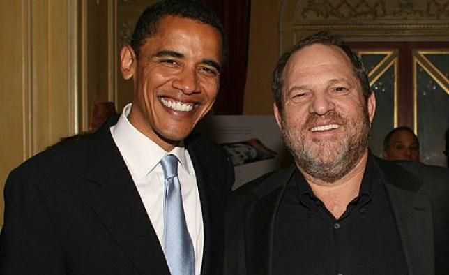 Harvey Weinstein political donation and causes