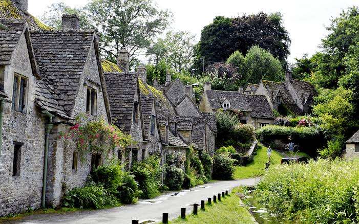 Lake district and the Cotswolds