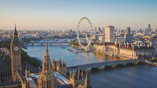 London: The Capital and the Heart of the UK