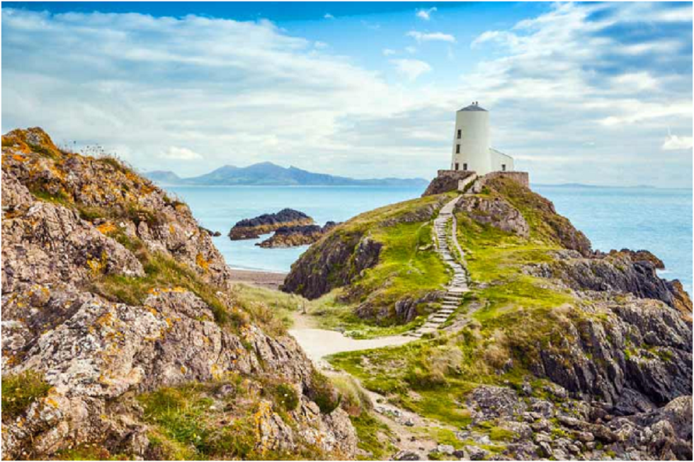 The Isle of Anglesey