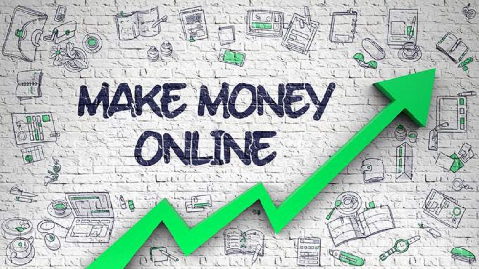 Five ways to make easy money online