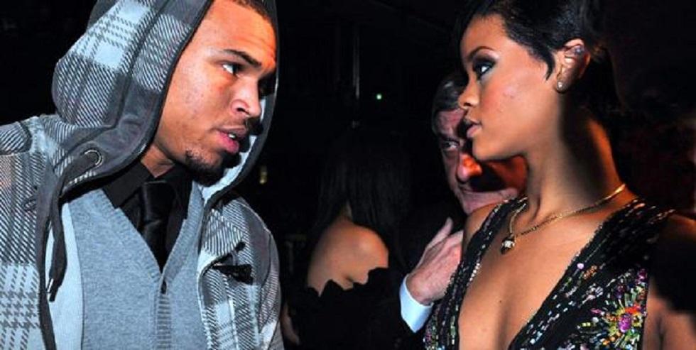Chris Brown viciously beat up Rihana