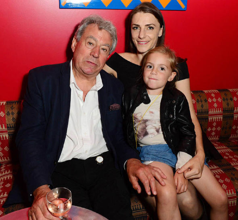 Terry Jones marriages and love life