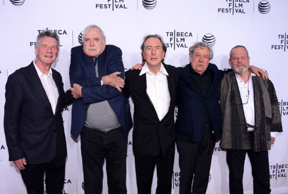 Terry Jones success with Monty Python