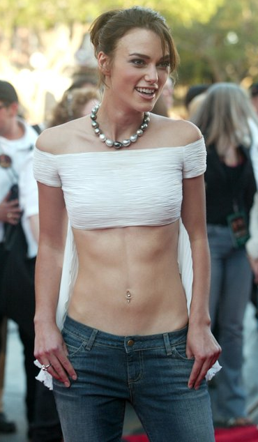 Belly Button Piercing Inspirations From Celebrities - Daily Hawker