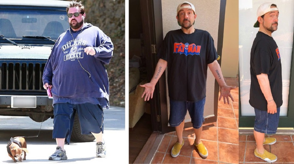 Kevin Smith Weight Loss Strategies
