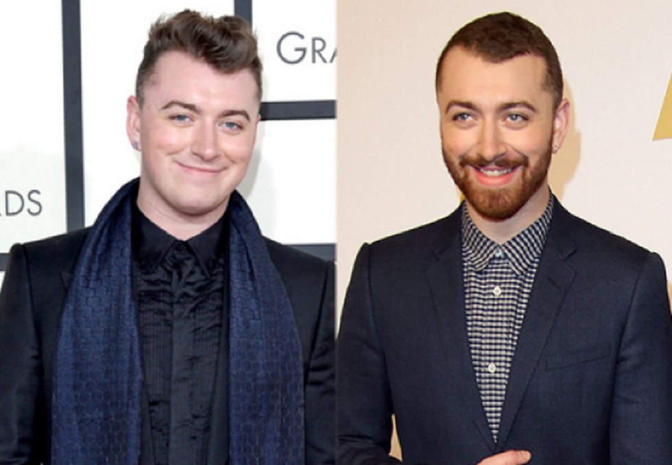 Singer Sam Smith's Weight Loss