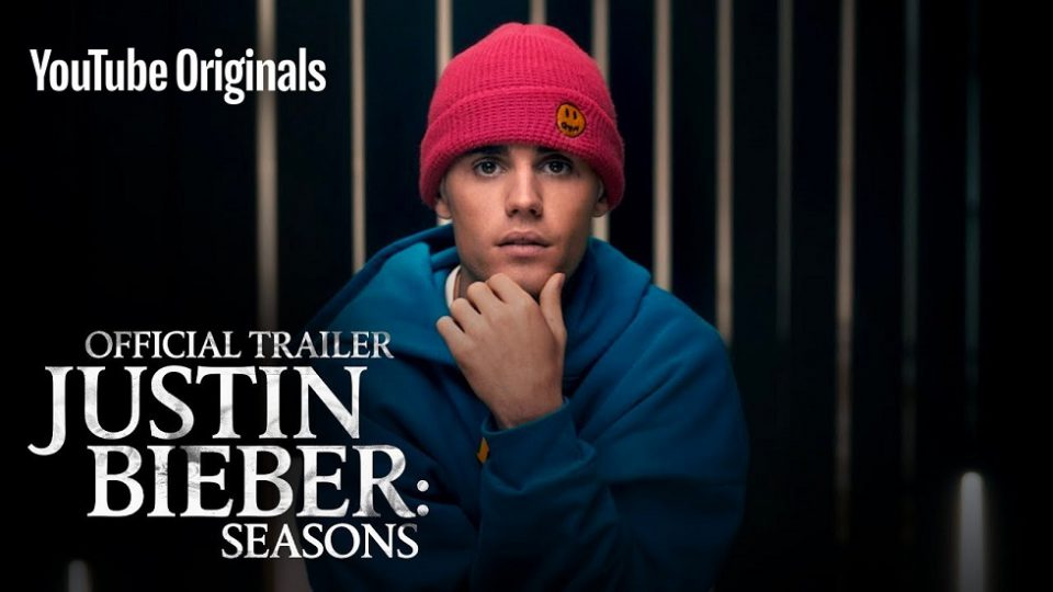Justin Bieber got YouTube record for his seasons