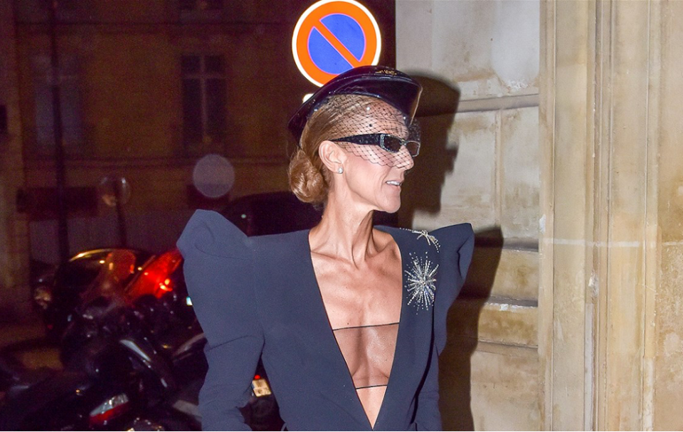 What's Wrong With Celine Dion