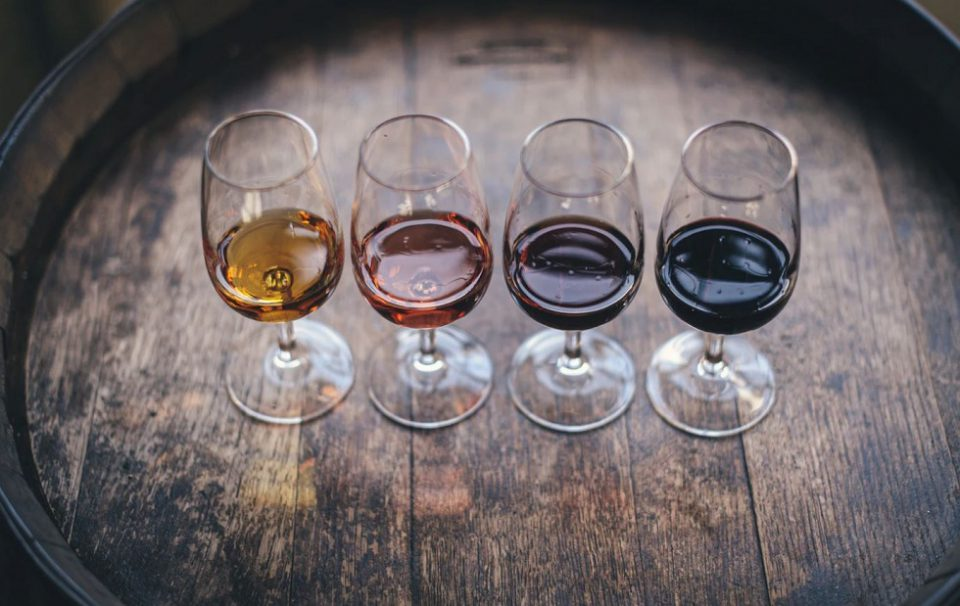 Why drinking organic wine is good for your health