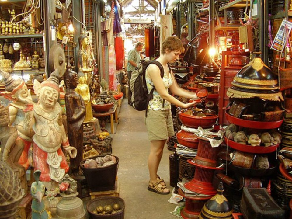 Shopping in Thailand Cities