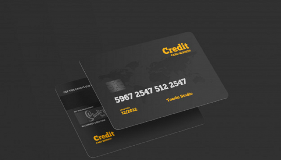 credit cards for financial