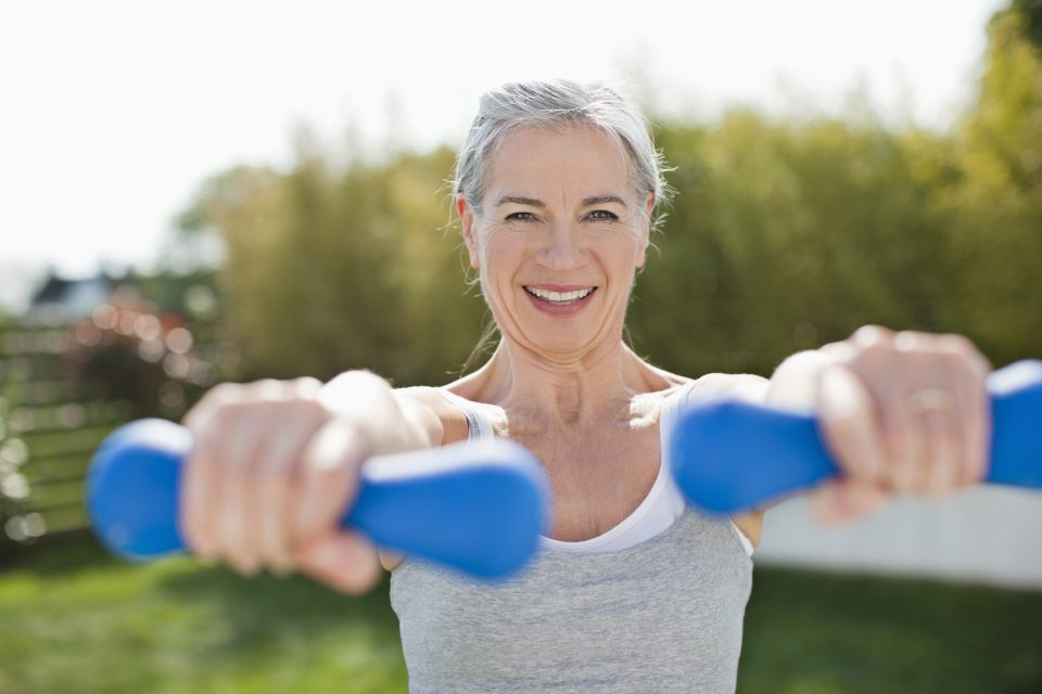 The Impact of a Healthy Lifestyle on Weight Loss During Menopause