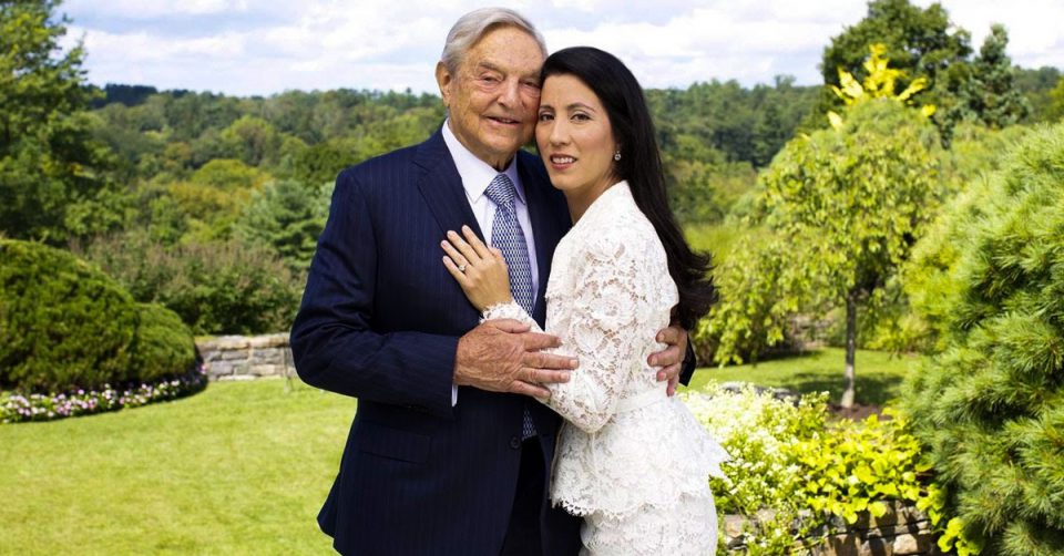 Tamiko Bolton Life And Career Of George Soros Wife Daily Hawker