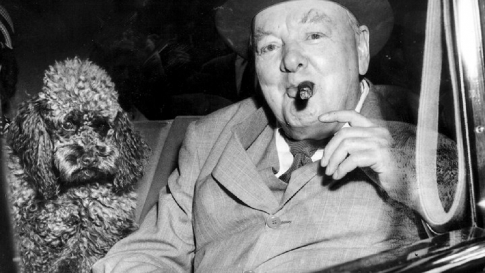 Winston Churchill's Role In The Bengal Famine