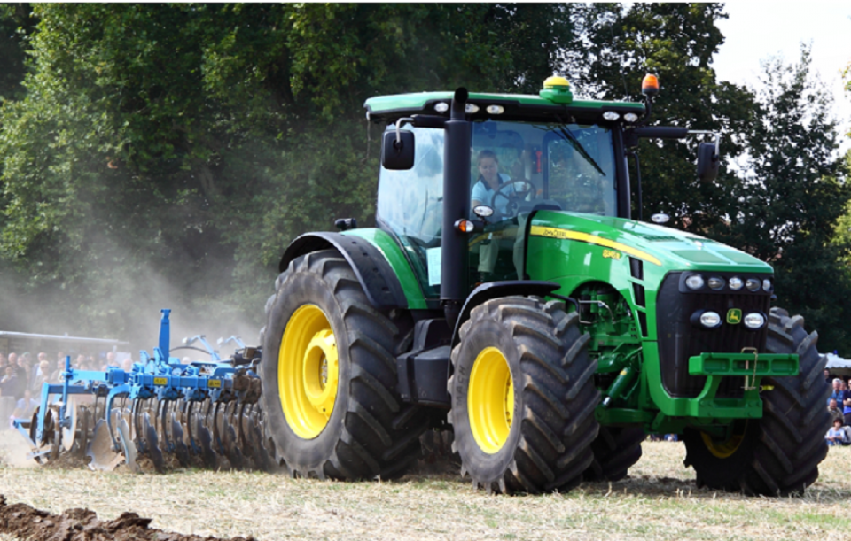 Modern Market Trends in the Agriculture Machinery